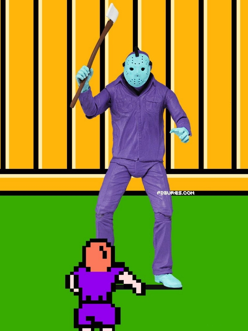 Jason in-game