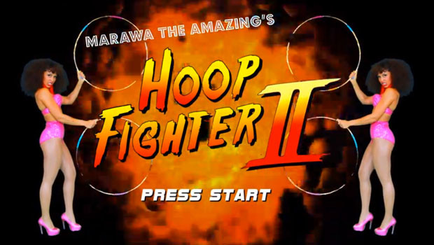 Hoop Fighter 2 Feature