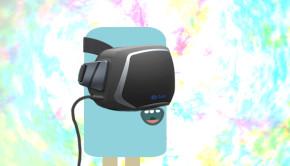 Oculus Rift squarepop